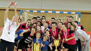 AZS UAM Poznań mistrzem Polski w futsalu