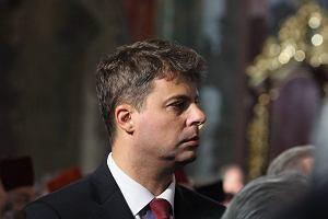 """Piotrowski opuszcza delegacj� PiS. """"To mnie wypchali"""""""