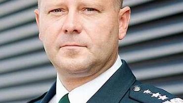 Generał Tomasz Połeć, szef GITD