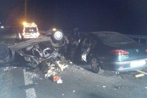 Tragiczny wypadek na autostradzie A1