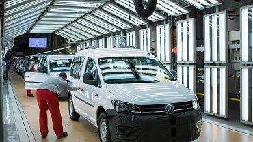 Fabryka Samochodów Użytkowych Volkswagen. Poznań, 32 stycznia 2018