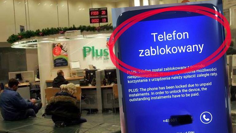 UOKiK zbada, czy blokowanie telefonu w Plusie osobom, które nie spłacają rat jest poparte odpowiednią informacją