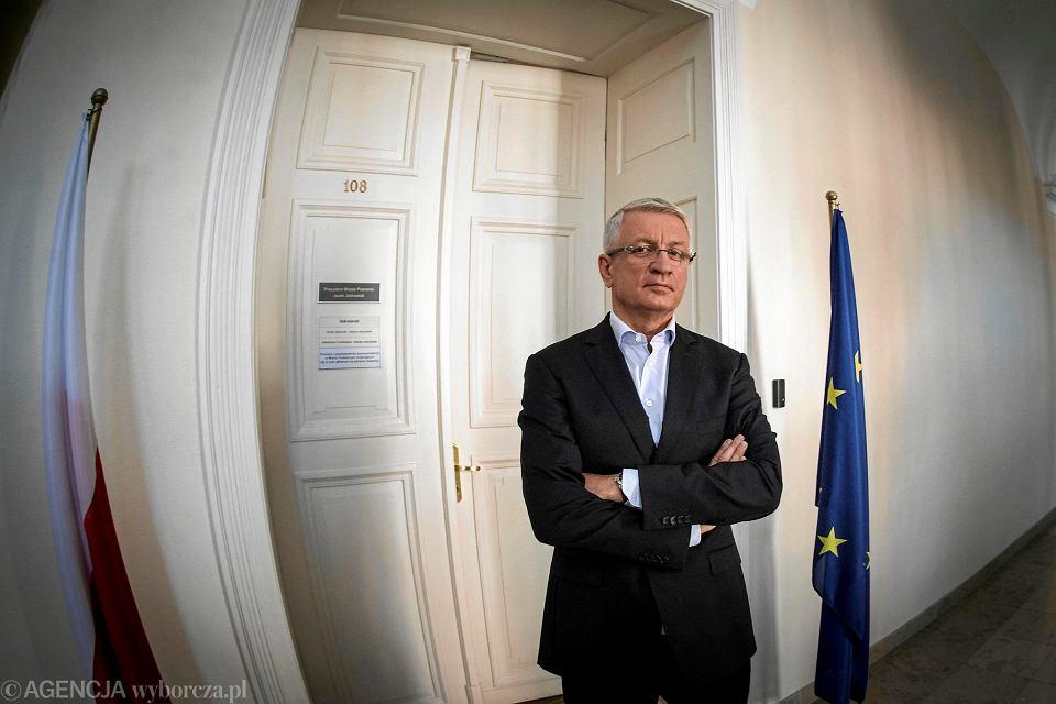 Prezydent Poznania Jacek Jaśkowiak ubiega się o reelekcję w wyborach samorządowych 2018