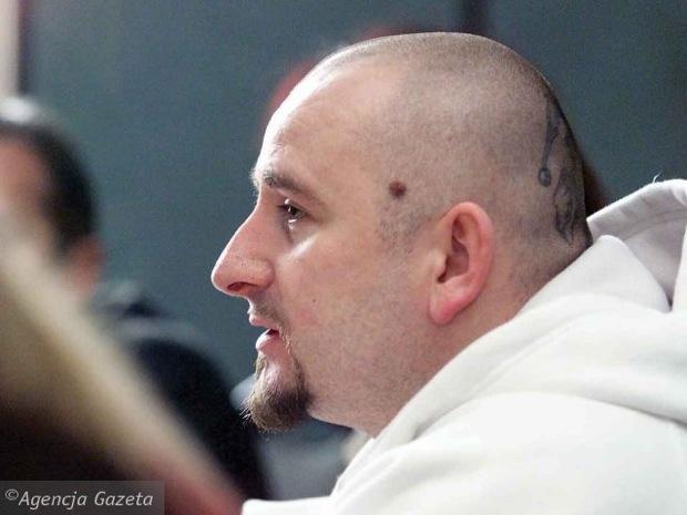 21.01.2004 KIELCE PIOTR MARZEC - LIROY - KONFERENCJA PRASOWA  FOT. JAROSLAW KUBALSKI / AGENCJA GAZETA