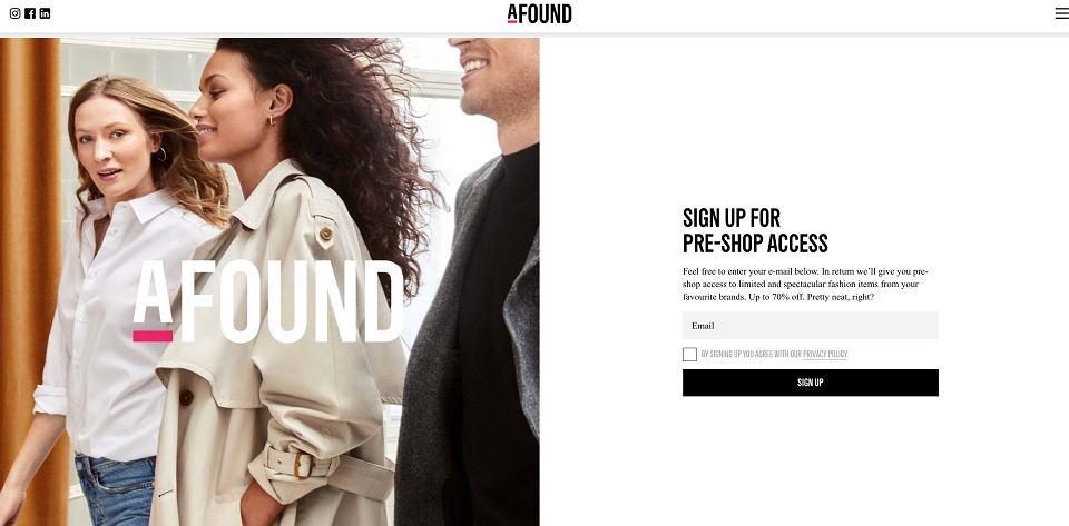 baead7eaf8 H M otwiera tani dyskont odzieżowy. Tysiące ubrań w kapitalnych cenach