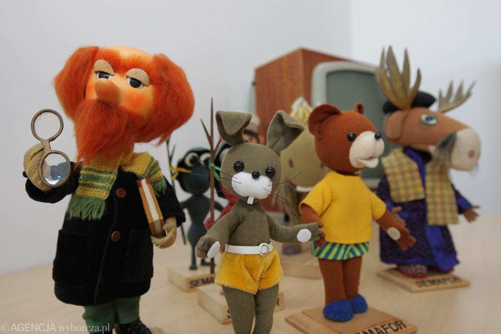 Muzeum Animacji Se-ma-for przejęli komornicy