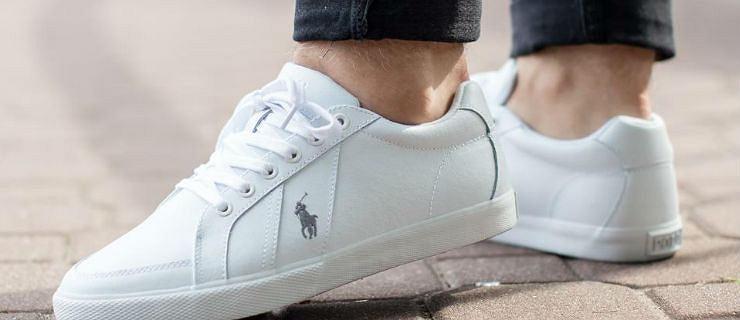 Outlet marek premium! Modne buty od Ralpha Laurena nawet o 50% taniej