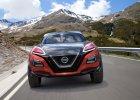 Salon Frankfurt 2015 | Nissan Gripz Concept | Zdjęcia i film