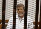 By�y prezydent Egiptu skazany na do�ywocie za szpiegostwo