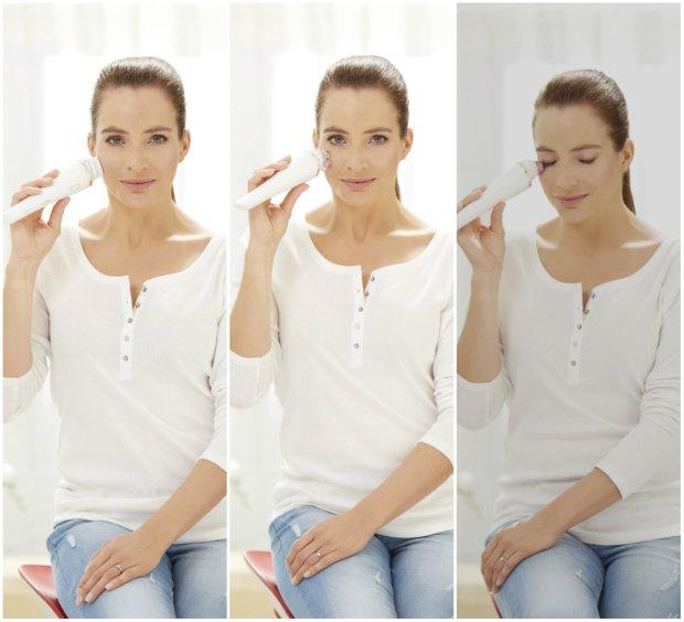 Efekt promiennej, zrewitalizowanej i odświeżonej skóry