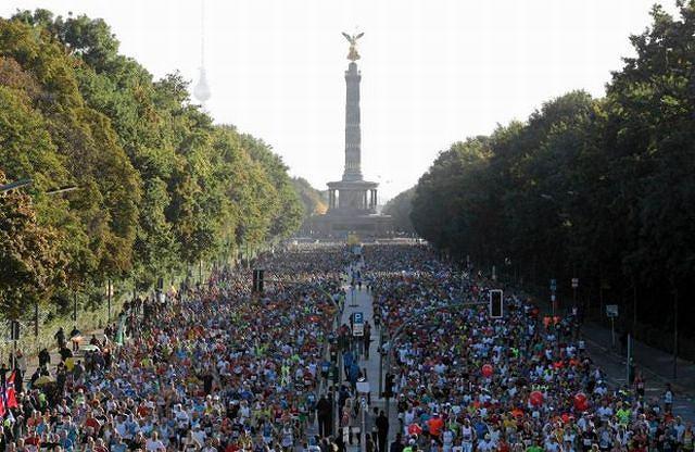 Maraton w Berlinie