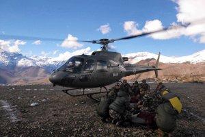 Lawina w Himalajach: ju� trzy potwierdzone ofiary z Polski w�r�d 24 odnalezionych cia�