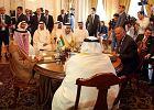 Blokada Kataru będzie kontynuowana, ale bez nowych sankcji