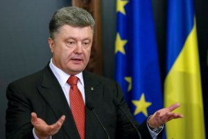 "Petro Poroszenko: ""Ukraina potrzebuje NATO"""