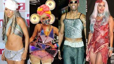 Gwiazdy na gali MTV VMA