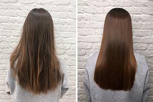 Keratynowe prostowanie włosów - na czym polega, dla kogo, ile kosztuje i ile trwa
