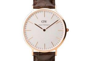 Daniel Wellington: piękne, klasyczne zegarki