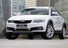 Qoros 3 City SUV | Kolejny model