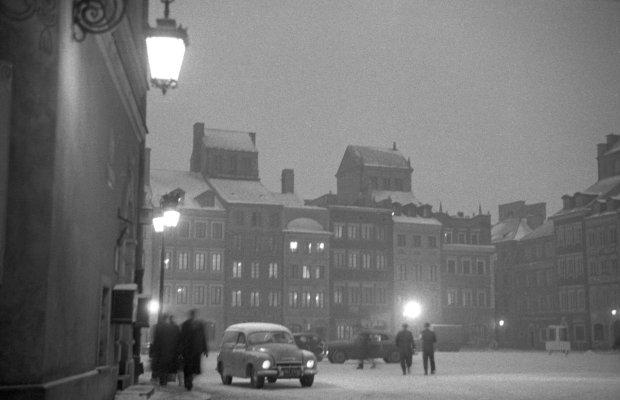 Warszawa lata 50