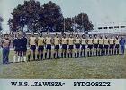 Zespół Zawiszy z sezonu 1979/80