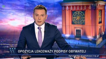 """""""Wiadomości"""" 13 czerwca"""