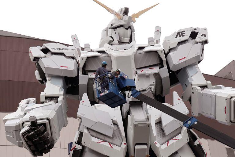Japoński robot, zdjęcie ilustracyjne