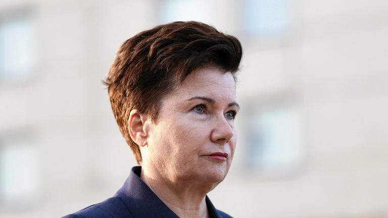 Na zdjęciu: Hanna Gronkiewicz-Waltz