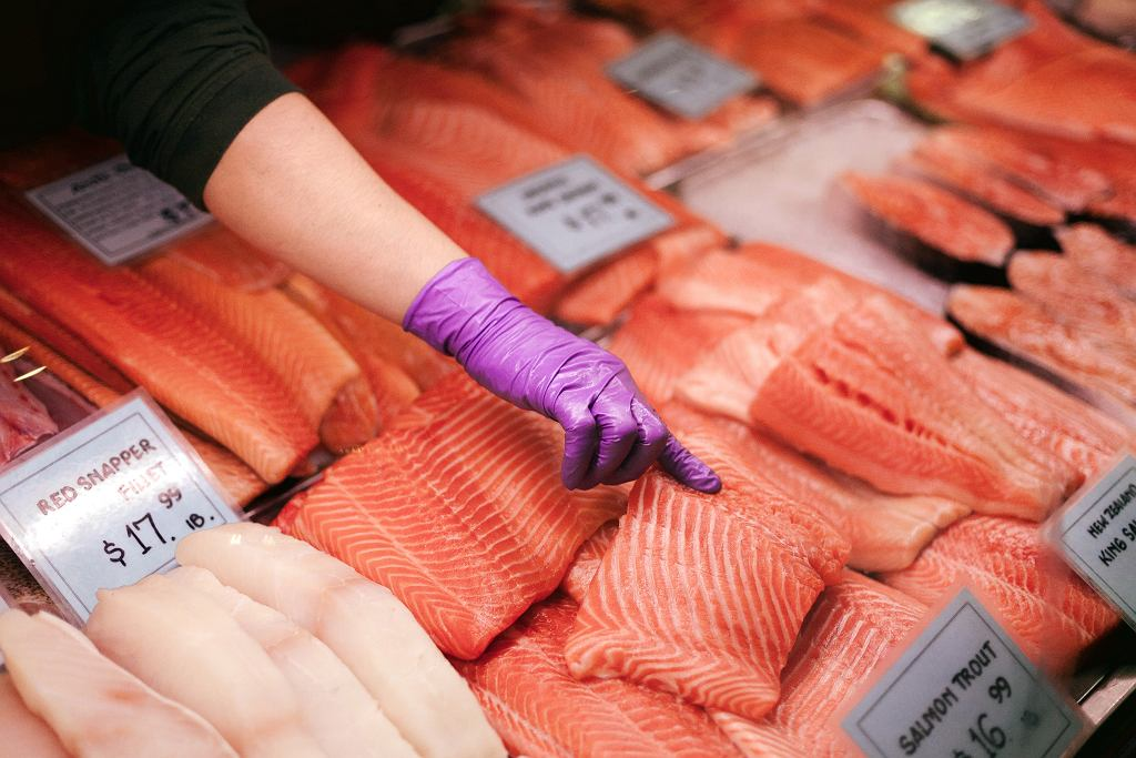 Ceny łososia norweskiego osiągnęły rekordowe poziomy