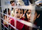 Dzieci uchodźców. Dziś pobawimy się w pogrzeb