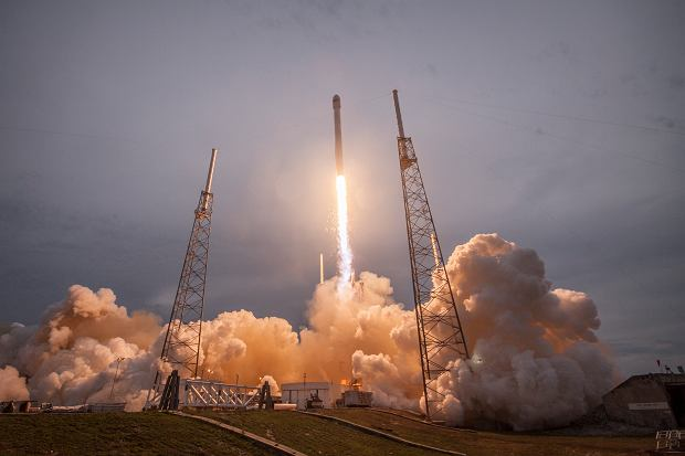 Rakieta Falcon 9
