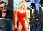 """Bono bez okular�w, Pamela Anderson z kr�tkimi w�osami. Czasami gwiazdy pozbywaj� si� swoich """"wizyt�wek"""". Zobacz, jak wygl�daj� bez nich"""