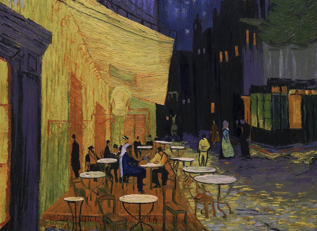 Kadr z filmu 'Twój Vincent' /