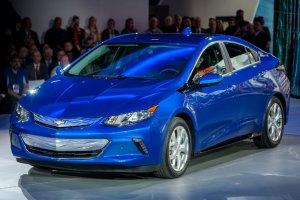 Salon Detroit 2015 | Nowy Chevrolet Volt | Ładniejszy i lepszy
