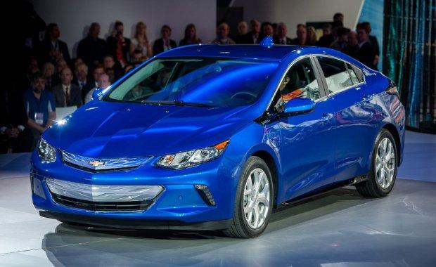 Salon Detroit 2015 | Nowy Chevrolet Volt | �adniejszy i lepszy