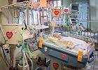 Na tych oddziałach brakuje nowoczesnego sprzętu, co zmniejsza szanse małych pacjentów. Wesprze je WOŚP