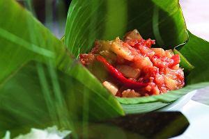 Chutney pomidorowo-jab�kowo-ananasowy