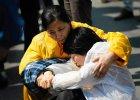 Korea: W katastrofie promu zgin�o ju� 46 os�b