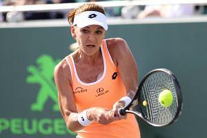Agnieszka Radwańska wciąż ósma w rankingu WTA