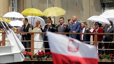 Mateusz Morawiecki na Jasnej Górze zawierzył Polskę Maryi