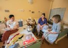 Pacjentki murem za lekarzem zawieszonym po spotkaniu z ministrem
