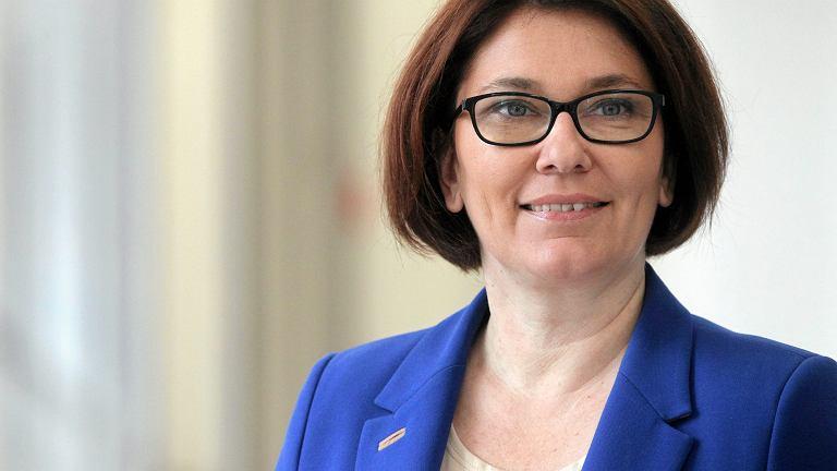 Beata Mazurek, rzeczniczka klubu PiS