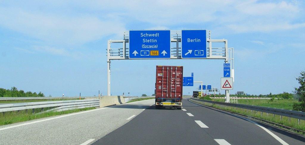 Fragment autostrady A20