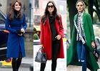 Kolorowe płaszcze na każdą jesień - ciekawe modele