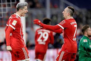 Lewandowski daje zwycięstwo i zapisuje się w historii Bundesligi