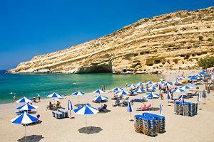 Wyspy greckie. Kreta - najwi�ksze atrakcje