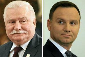 Andrzej Duda na obchodach Sierpnia '80. Lech Wałęsa: Nie idę na spotkanie oficjeli