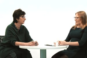 """Temat dnia """"Gazety Wyborczej"""": Czy w najbliższych latach zabraknie pieniędzy na wypłatę emerytur i rent? Rozmowa Aleksandry Sobczak z Ireną Wóycicką"""