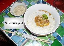 Lekki ry� z mango w mleczku kokosowym - ugotuj
