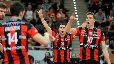 Fabian Drzyzga (z tyłu)
