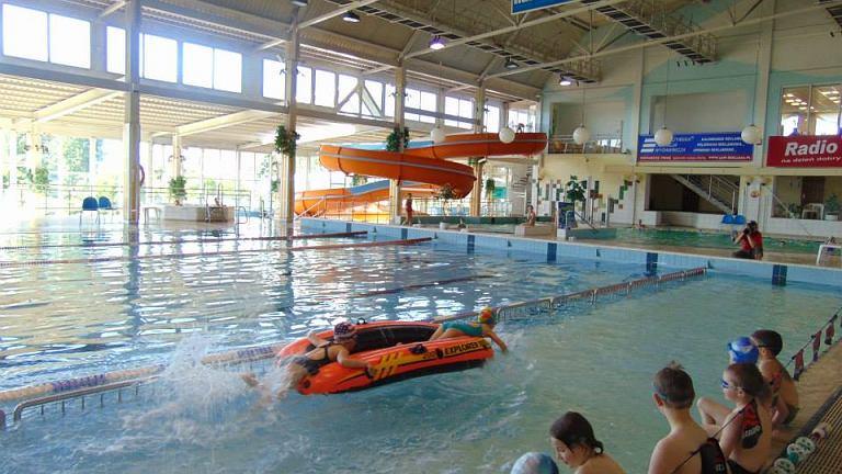 Pływalnia Akwawit w Lesznie